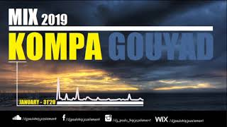 Download Dj Paulo - Kompa Gouyad (January 2019) - 31'20 Video