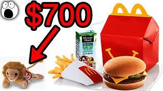 Download Top 20 Happy Meal Toys That Are Now Worth Serious Money Video