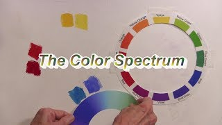 Download Quick Tip 235 - The Color Spectrum Video