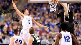 Download Grayson Allen - The Most Explosive PG in The Country (Career Highlights) Video