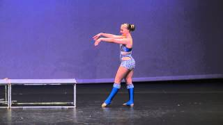 Download Dance Upon A Dream Rachel Kop 14yrs-Acro Solo 2013 Video