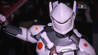 Download One of the Best Genji Cosplayers at Blizzcon 2016 - IGN Access Video
