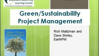 Download Green/Sustainability Project Management Overview Video