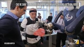 Download Che ne sarà del nostro lavoro se anche la pizza viene fatta dal robot Video
