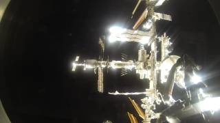 Download One-Year Crew Docking to the International Space Station Video
