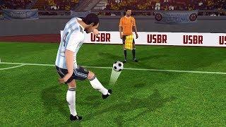 Download O que acontece se dermos uma bolada no bandeirinha no Dream League Soccer 2018 Video