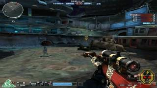 Download Chinese CrossFire - Crater [Zombie Mode]! Video