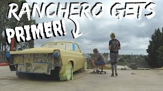 Download Painting My Girlfriend's 67 Ranchero! Video