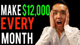 Download How to make $12,000 every Month from Real Estate Investing! Video