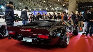 Download Liberty Walk Just Wide Bodied a Lamborghini MIURA Video
