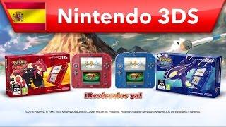 Download Pokémon Rubí Omega & Zafiro Alfa - Tráiler (Nintendo 3DS) Video