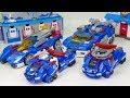 Download Tomica Hyper Blue Police Hyper Rescue Drive Head Hyper Sinic interceptor Robot Car Toys Video