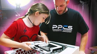 Download 8 Year Old Builds Overkill Gaming PC Video