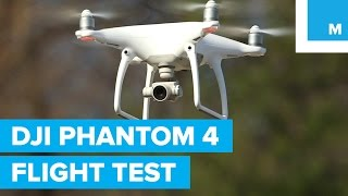Download DJI Phantom 4 Flight Test: Object Tracking & Obstacle Avoidance | Mashable Video