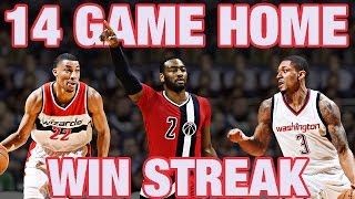 Download Washington Wizards on a Roll! BEST of 14-Game Home Win Streak Video