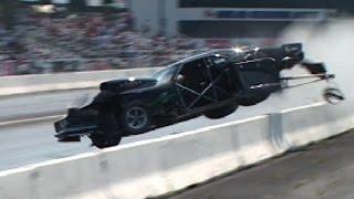Download NASTY Camaro Crash UP CLOSE! - Brand New Car Totaled Video