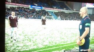 Download Rangers v Hearts 16.1.2015 game abandoned. Video