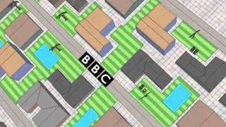 Download BBC Ident 'City' Concept Video