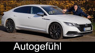 Download VW Arteon FULL REVIEW Elegance 2018 new Volkswagen Flagship - Autogefühl Video