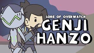Download Lore of Overwatch: Genji and Hanzo Video