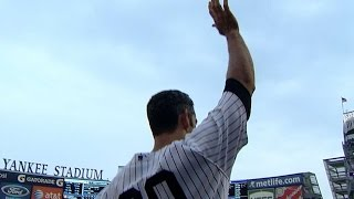 Download HOU@NYY: Posada's second grand slam in two days Video