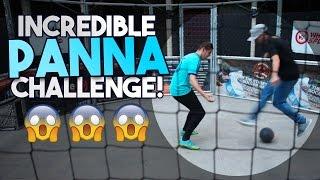 Download Incredible Panna Challenge! | Sean Garnier v Smithy Video