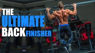 Download Ultimate Back Finisher Superset with IFBB Pro Ryan Terry Video