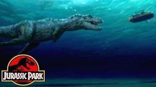 Download Why The River Raft Scene Was Cut From Jurassic Park - Jurassic Park Deleted Scenes Video