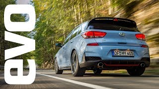 Download Hyundai i30 N first drive: Mégane RS beware the new kid on the block | evo REVIEW Video