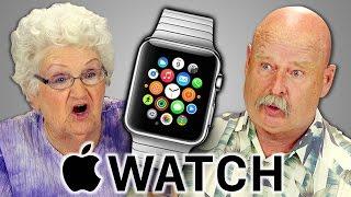 Download ELDERS REACT TO APPLE WATCH Video