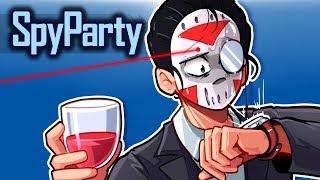 Download Spy Party - WHO IS CARTOONZ? (Spy VS Spy) 1v1 Video