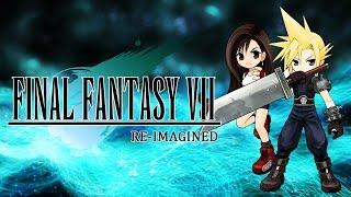Download Final Fantasy 7 Re-imagined《最終幻想7 - 橫向動作版》試玩 Video