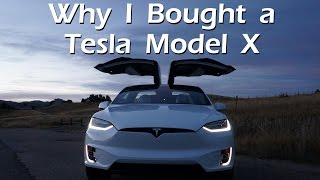 Download Why I Purchased a Tesla Model X Video