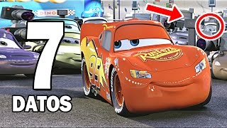 Download 7 Curiosidades Sobre Cars ″La Película″ Video