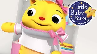 Download Little Baby Bum | Getting Dressed Part 2 | Nursery Rhymes for Babies | Songs for Kids Video