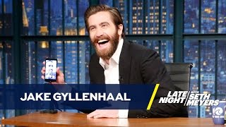 Download Jake Gyllenhaal and Ryan Reynolds FaceTime on Late Night Video