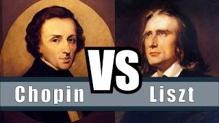 Download Chopin VS. Liszt - The Differences (and Similarities) Between Chopin and Liszt Video