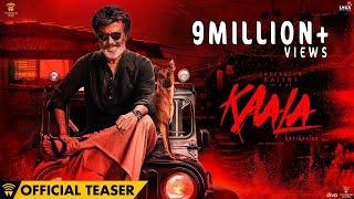 Download Kaala (Hindi) - Official Teaser | Rajinikanth | Pa Ranjith | Dhanush | Santhosh Narayanan Video