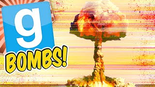 Download Gmod Bombs - How To Destroy A Server (Garry's Mod Sandbox Funny Moments) Video