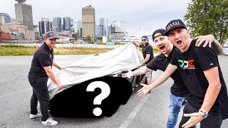 Download BUYING MY FRIEND HIS DREAM CAR ... SUPERCAR DELIVERY! *EMOTIONAL* Video