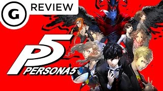 Download Persona 5 Review Video