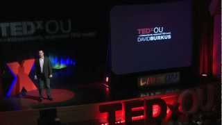 Download Why Great Ideas Get Rejected: David Burkus at TEDxOU Video