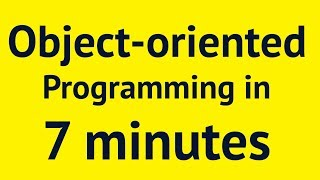 Download Object-oriented Programming in 7 minutes | Mosh Video