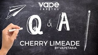 Download Q & A - Vapetasia Cherry Limeade Video