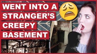 Download I Wandered Into A Stranger's Creepy Basement | Storytime Video