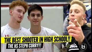 Download The BEST SHOOTER in High School!! Trent Brown GOES OFF 43 Points & 10 Threes!!! Nico Drops Dimes!! Video