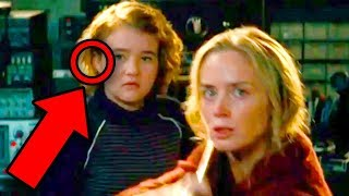Download A QUIET PLACE - Ending Explained! (Monsters & Final Scene Analysis) Video