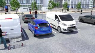 Download Backing out of parking spaces made easy Video