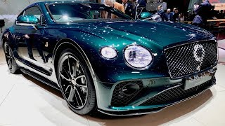 Download BENTLEY Continental GT '19 - W.O. 100th - Full Review - Geneva Motor Show 2019 Video