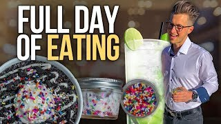 Download Alcohol & Flexible Dieting Full Day of Eating Video